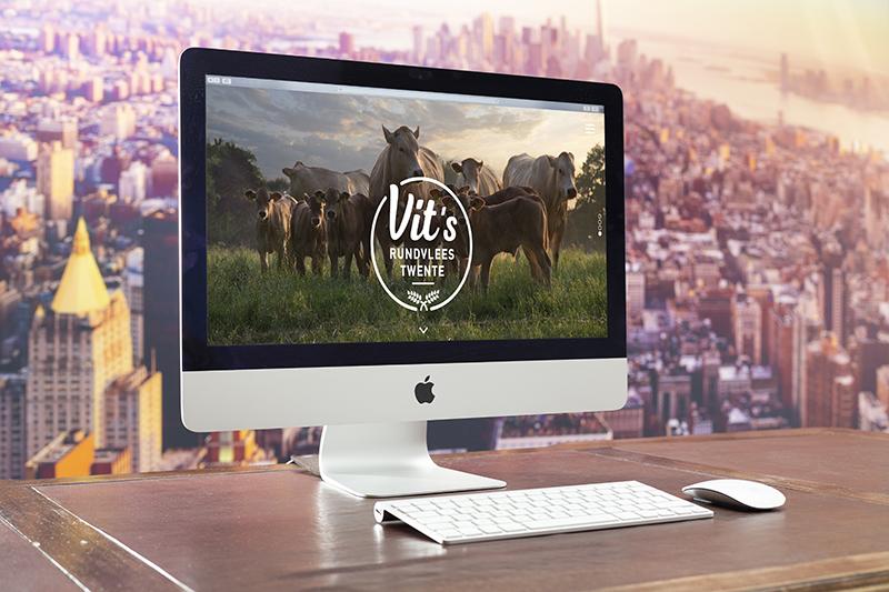 VIT's rundvlees Twente | ROCK Design | Websites | Webshops | Online Marketing