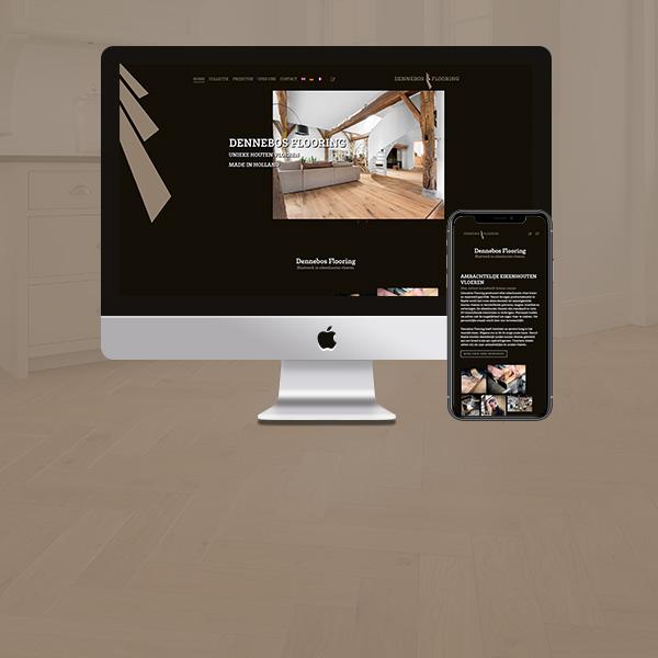 ROCK Design - Website laten maken