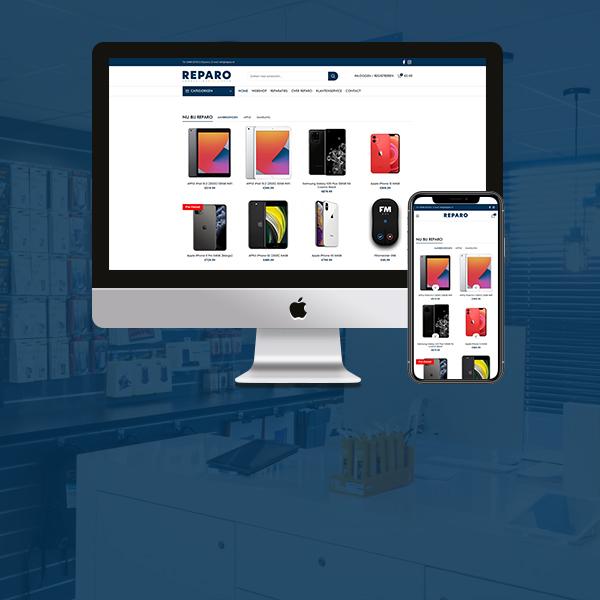 ROCK Design - Webshop laten maken